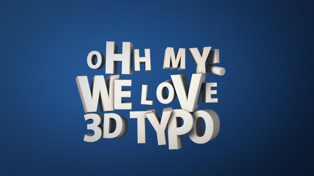 3DTypo_Text